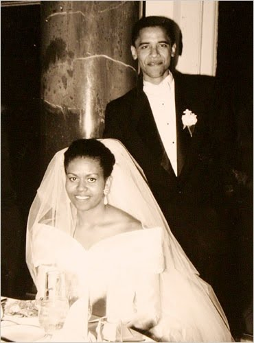 Matrimonio Barack e Michelle Obama