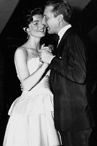 Oleg Cassini danza con Jackie Kennedy