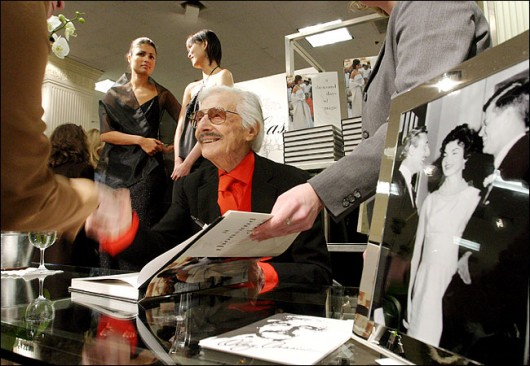 Oleg Cassini a New York nel 2005
