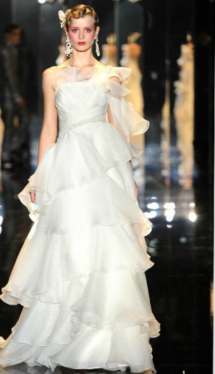 abito da sposa Pignatelli Fiorinda 2012