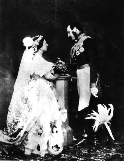 Matrimonio Regina Vittoria 10.2.1840