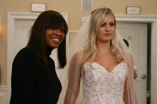Keasha Rigsby a Say yes to the dress