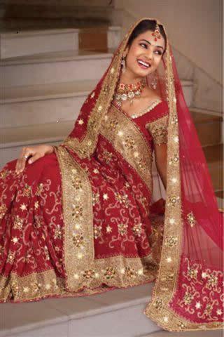 sposa tradizionale hindi