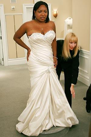 Due abiti per una sposa real time