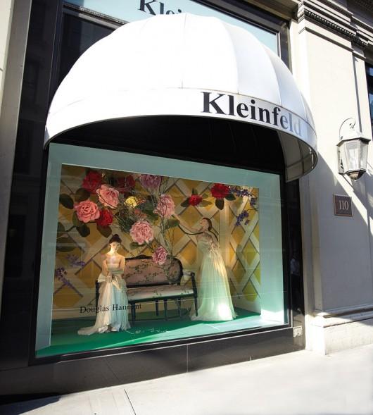 Vetrina Kleinfeld New York