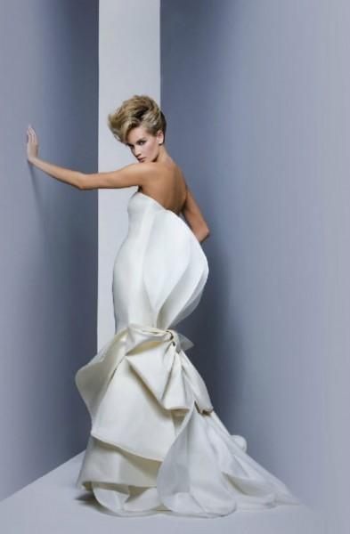 abito da sposa Antonio Riva 2012