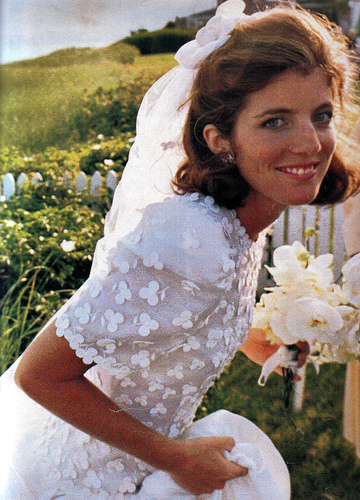 Caroline Kennedy sposa Foto Doc Kazi