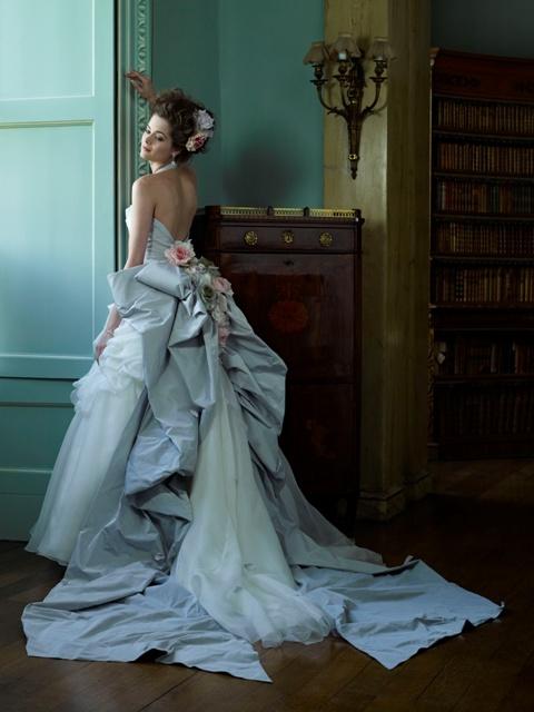 Ian Stuart collezione Killer Queen - abito da sposa Blue Bird