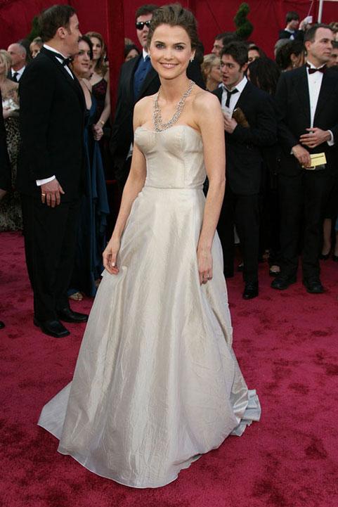 Keri Russel agli Oscar 2008