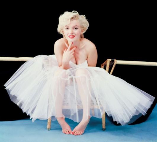 Marilyn Monroe 1954 - Foto Milton H. Greene