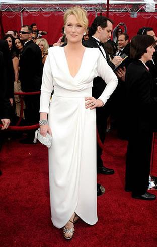 Meryl Streep agli Oscar 2010