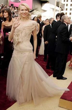 Naomi Watts agli Oscar 2001