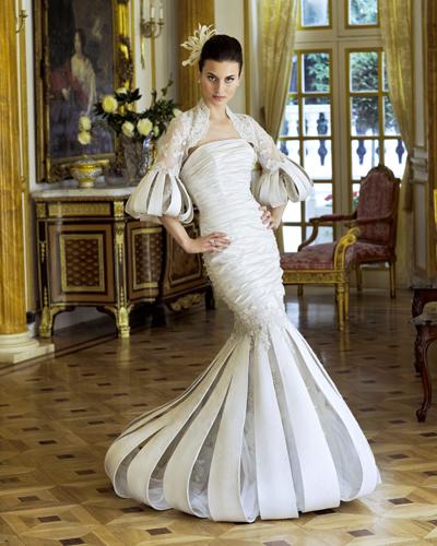Ian Stuart Collezione Revolution Rocks 2011 - abito da sposa Harlequin