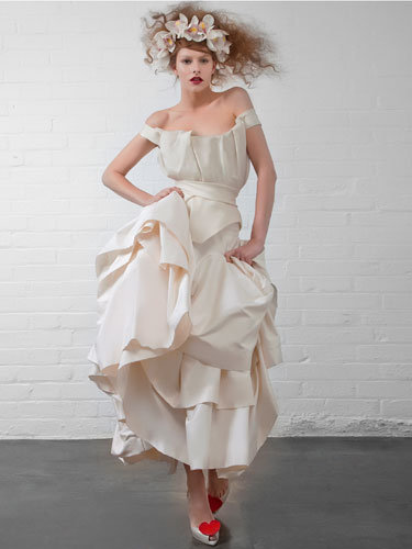 Vivienne Westwood Couture and Bridal 2012
