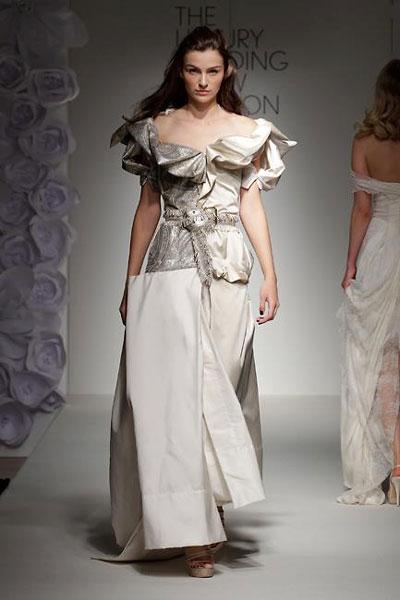 Vivienne Westwood abito da sposa 2012