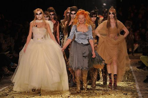 Abito da sposa Vivienne Westwood da Gold Label Fall/Winter 2011/12 collection