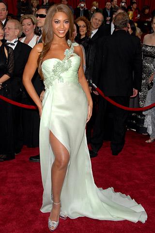 Beyoncé agli OScar 2007