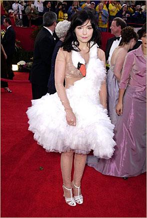 Bjork agli Oscar 2001