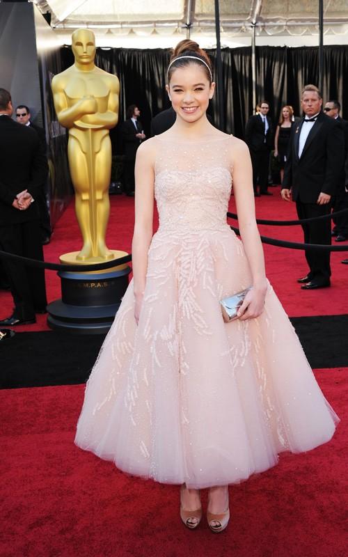 Hailee Steinfeld agli Oscar 2011