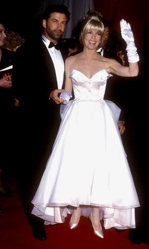 Kim Basinger e Alec Baldwin agli Oscar 1991