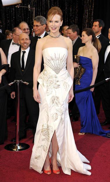 Nicole Kidman agli Oscar 2011