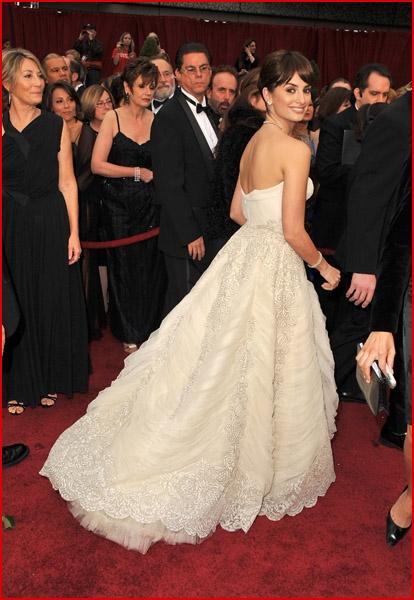 Penelope Cruz agli Oscar 2009