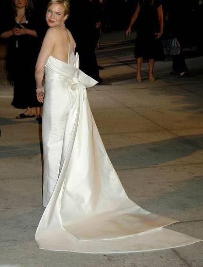 Renee Zellwger agli Oscar 2004