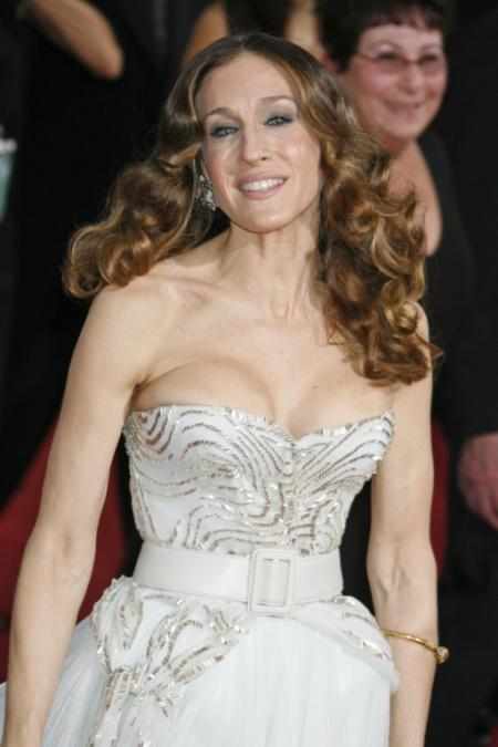 Sarah Jessica Parker agli Oscar 2009