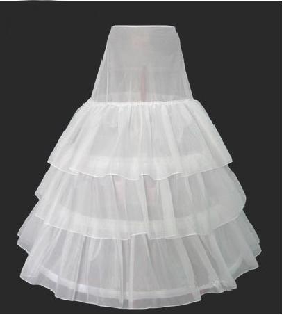 Sottogonna per abito da sposa