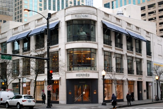 Nuovo store Vera Aang a Chicago