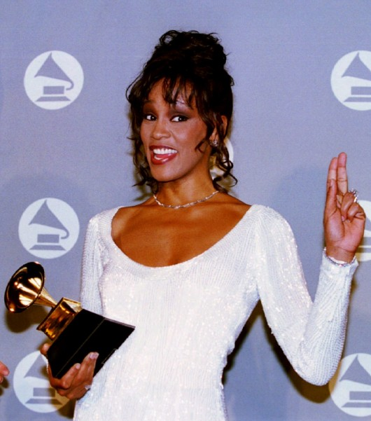Whitney Houston ai Gramnmy Awards 1994