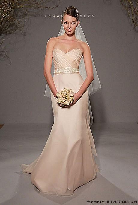 Abito da sposa Legend by Romona Keveza - Foto da Thebeautybridal.com