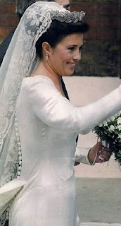 Principessa Alexia di Grecia e Danimarca sposa Carlos Morales Quintana