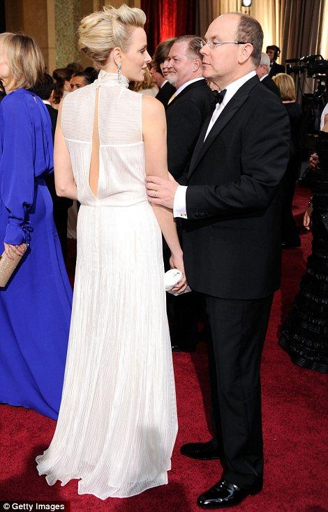 Charlene e Alberto di Monaco - Foto Getty
