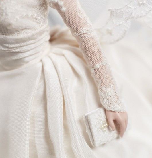 Barbie Grace Kelly sposa