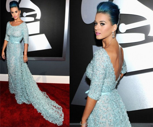 Kate Perry ai Grammy 2012