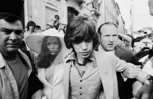 Nozze Keith e Bianca Jagger - Foto by Reg Lancaster/Daily Express/Hulton Archive/Getty Images