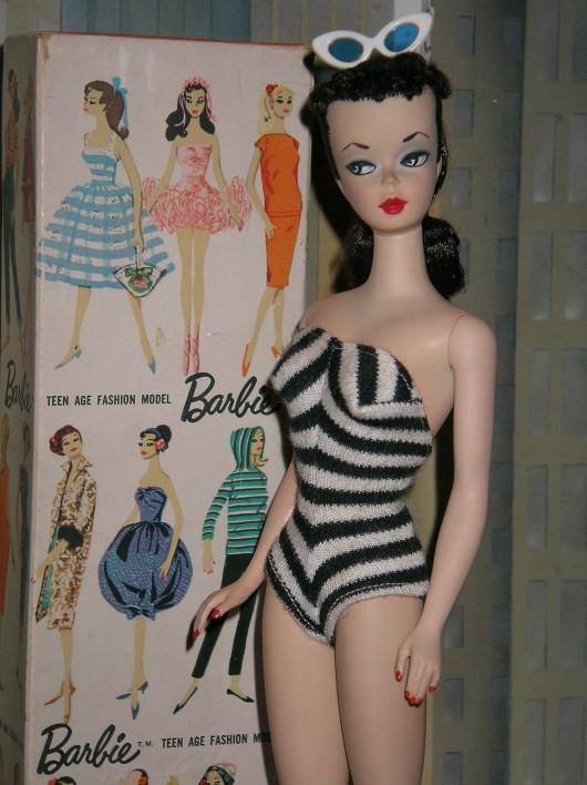 La Barbie n.1 del 9 Marzo 1959