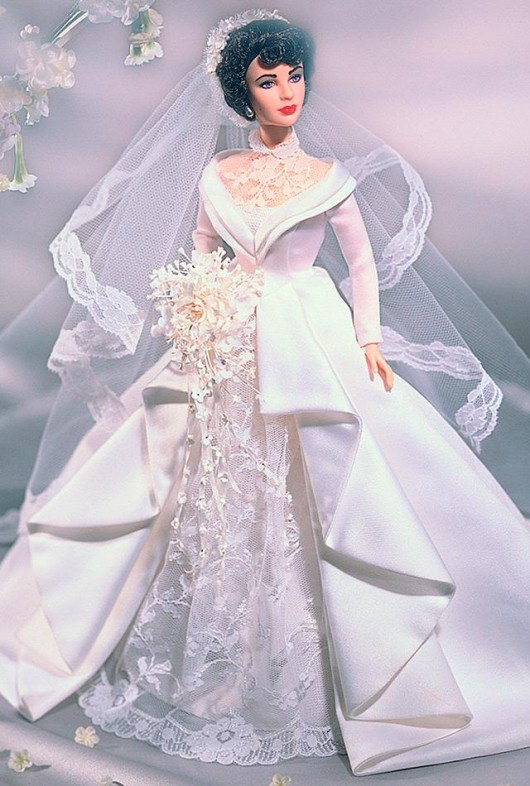 Liz Taylor barbie Il padre della sposa