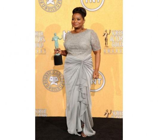 Octavia Spencer ai SAG Awards 2012 - Foto Getty