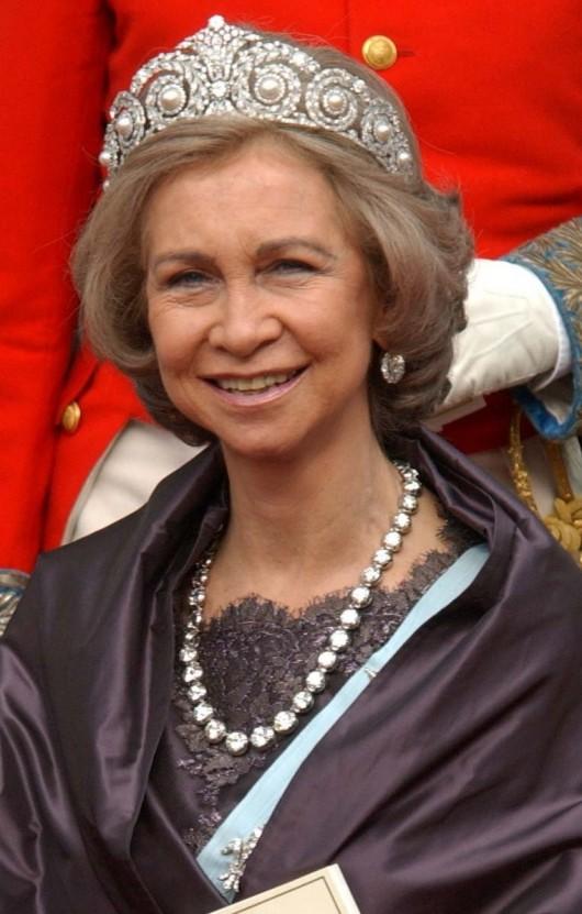 La Regina Sofia di Spagna - Foto da altezzareale.com