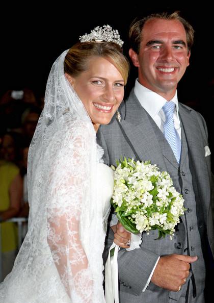 Le nozze tra il Principe Nikolaos e la principessa Tatiana di Grecia e Danimarca- Foto zimbio.com