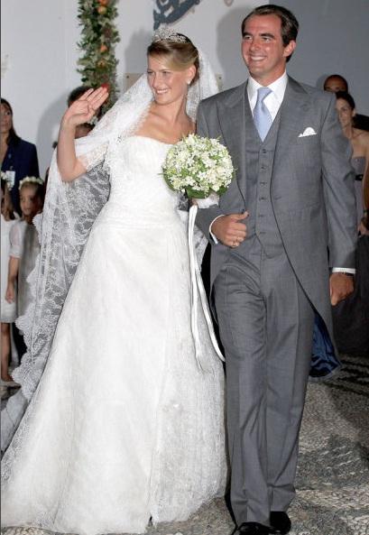 Il Principe Pavlos e la Principessa Tatiana di Grecia e Danimarca-  Foto da zimbio.com