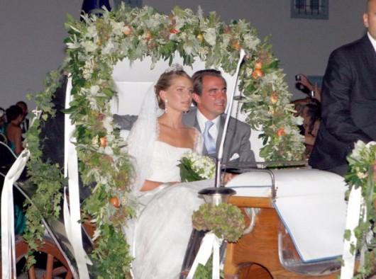 Il Principe Pavlos e la Principessa Tatiana di Grecia e Danimarca