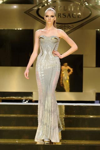 Versace Haute Couture Primavera / Estate 2012