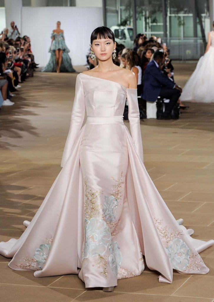 abito da sposa rosa ines-di-santo-fall-2019