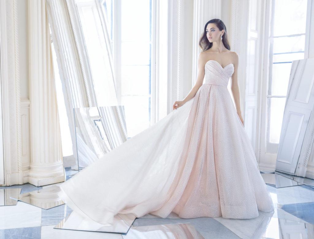 abito da sposa rosa lazaro-bridal-spring-2018