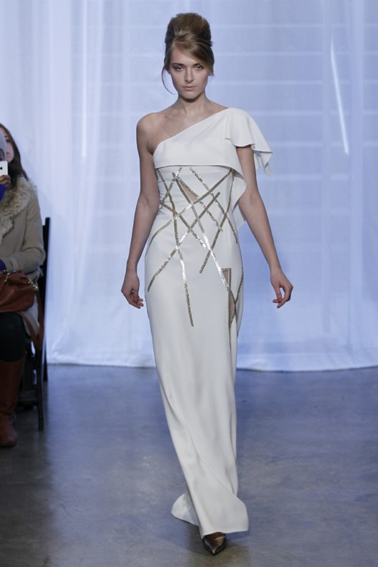 Angel Sanchez RTW Fall 2012