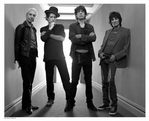 I Rolling Stones - Foto da www.larockaforte.com