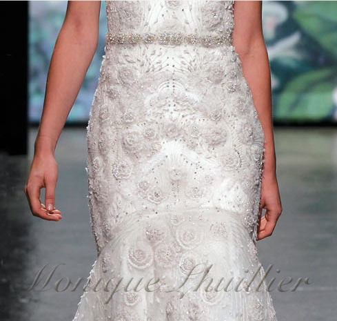 abito da sposa Aurora Fall 2012 Monique Lhuillier